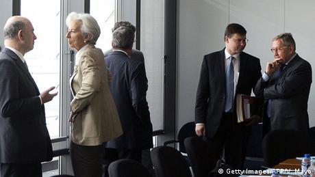 Еврогруппа и Греция не достигли соглашения по разблокированию финансовой помощи Международная панорама 22 июня, 16:23