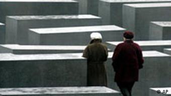 BdT Schäden am Holocaust-Mahnmal
