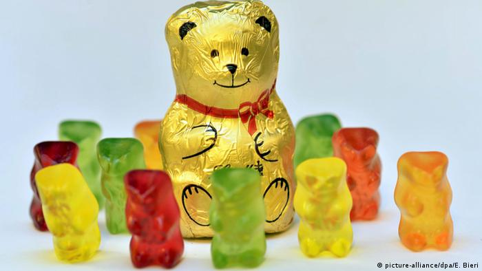 Lindt wins gummy bear court battle | Business| Economy and finance