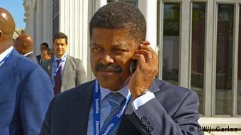 Luís Mourão da Silva, Präsident Energieaufsichtsbehörde Angola