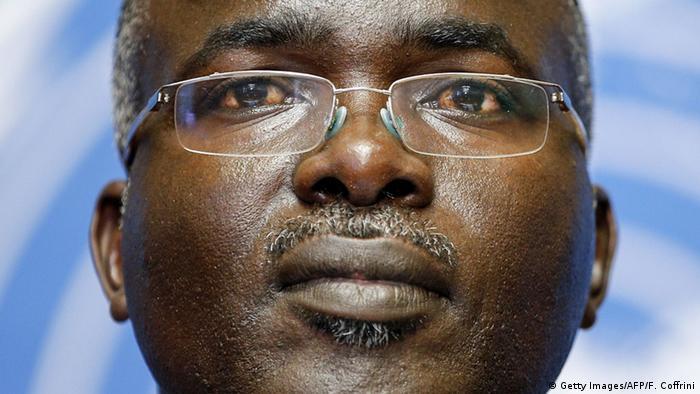 Burundi Vize-Präsident Gervais Rufyikiri. (Foto: AFP)