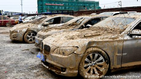 Dirty cars