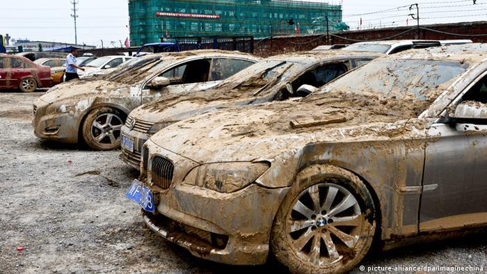 Dirty cars