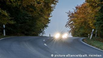 Στο σκοτάδι η πιθανότητα ατυχήματος είναι κατά 80% υψηλότερη απ' ό,τι την ημέρα.