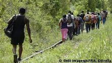 Migration Südamerika Mexiko