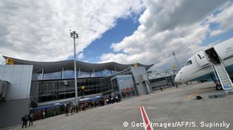 В аеропорту Бориспіль правоохоронці та прикордонники провели навчання