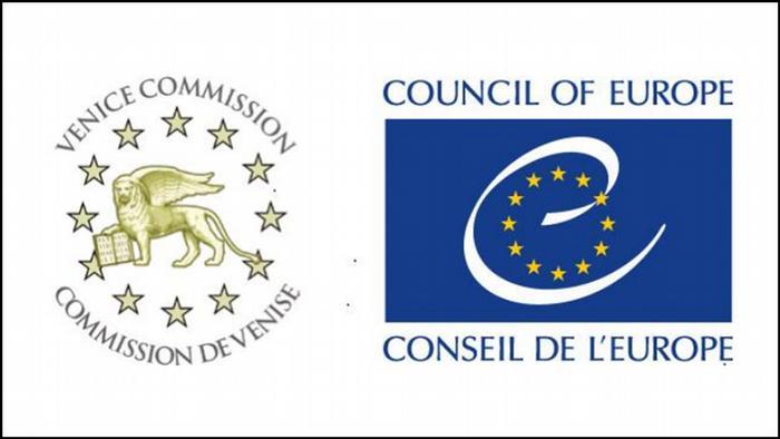 Logo Europarat Venedig-Kommission