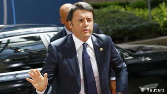 Επιεική αντιμετώπιση της Ιταλίας στις Βρυξέλλες επιδιώκει ο Ματέο Ρέντσι