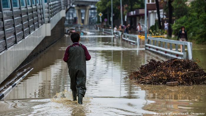 Сочи, наводнение
