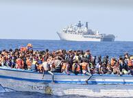 Десятки біженців потонули у Середземному морі. Архівне фото