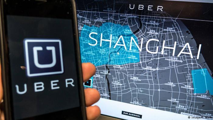 Uber Shanghai (imago/R. Wölk)