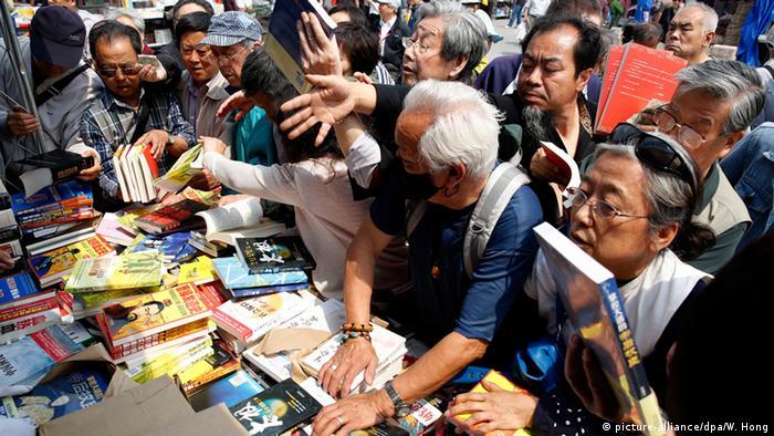 China Buchmesse Peking (picture-alliance/dpa/W. Hong)