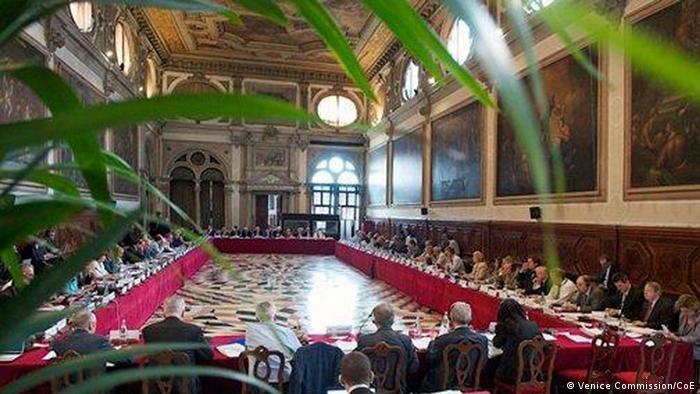 Venedig Kommission (Venice Commission/CoE)