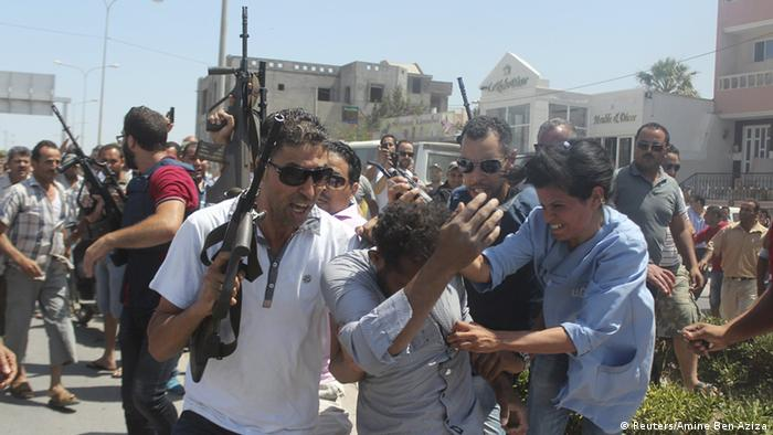 Anschlag auf Marhaba Hotel in Sousse Tunesien mutmaßlicher Täter
