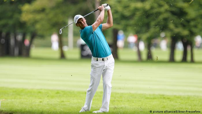 Martin Kaymer BMW International Open 2015