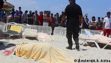 Tunesien Sousse Terroranschlag