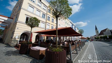 Bildergalerie der beliebtesten Radfernwege Innradweg