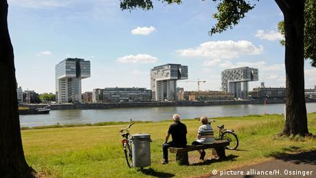 Bildergalerie der beliebtesten Radfernwege Rhein