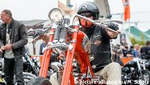 Deutschland Harley Days in Hamburg