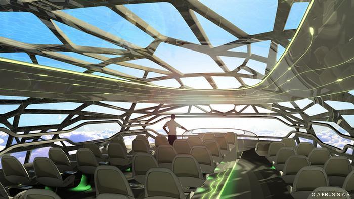 Airbus Concept Cabin
