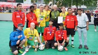 European Homeless Cup