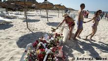 Touristen Anschlag in Tunesien