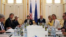 Wien Atomgespräche zwischen dem Iran und der 5+1 Gruppe