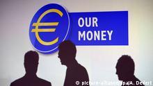 Symbolbild Grexit Eurokrise Griechenland Euro EZB Eurogruppe