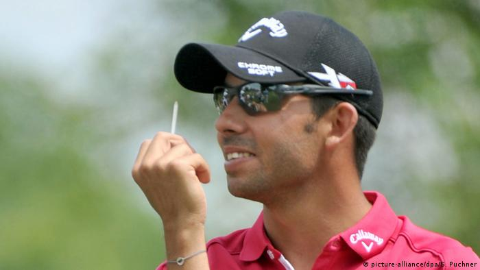 Golfsport BMW International Open in München Pablo Larrazabal