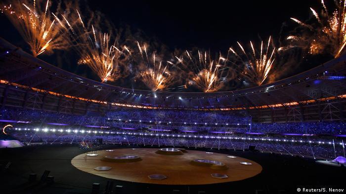 Europaspiele Baku 2015 Schlussfeier (Reuters/S. Nenov)
