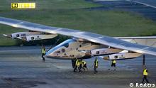 Solar Impulse 2 - Pazifikstart