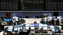 DAX Index Börse in Frankfurt