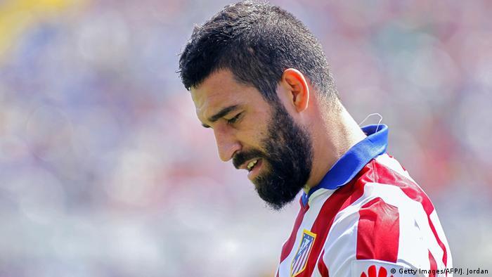 Spanien Arda Turan Fußballspieler