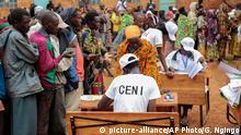Parlamentswahlen in Burundi