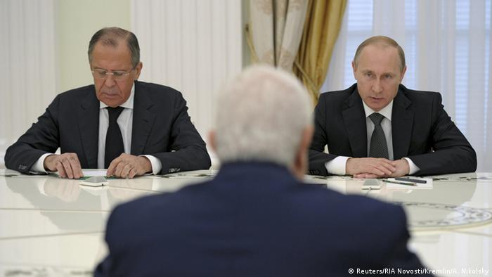 Russia-Syria talks in Moscow