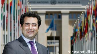 UN Hillel Neuer Direktor von UN Watch
