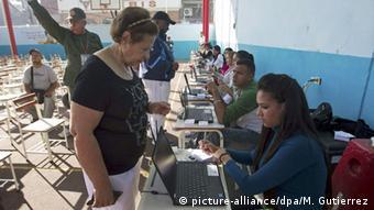 Maduro aseguró conocer la identidad de quienes habían votado y quienes no.