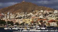 Hafen von Mindelo, Kapverdische Inseln, Cabo Verde, Sao Vicente, Mindelo | harbour of Mindelo, Cap Verde Islands, Cabo Verde, Sao Vicente, Mindelo