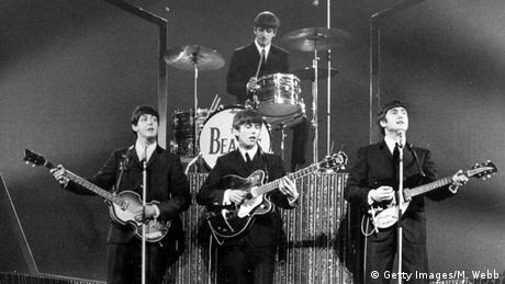 Bildergalerie Ringo Starr - The Beatles Konzert 1963
