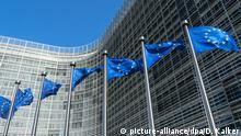 Brüssel Europäische Kommission Außenansicht