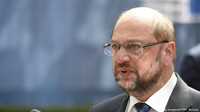 Голова Європарламенту Мартин Шульц