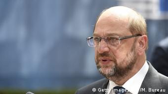 Martin Schulz Präsident Europaparlament