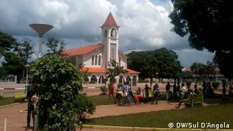 Saurimo - Hauptstadt von Lunda Sul - Angola