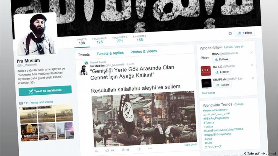 """قطر أكبر حاضنة لـ""""جيش داعش"""" الإلكتروني على تويتر 0,,18550474_403,00"""