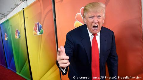 Donald Trump The Celebrity Apprentice (picture-alliance/AP Photo/C. Pizzello/Invision)