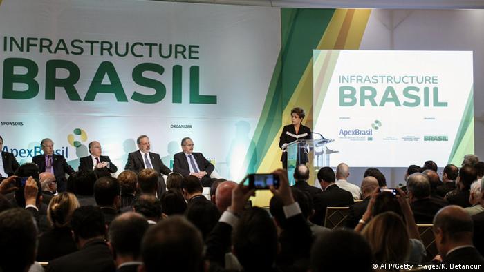 Brasilianische Präsidentin Rousseff in New York
