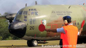 Indonesien Air Force Hercules C130