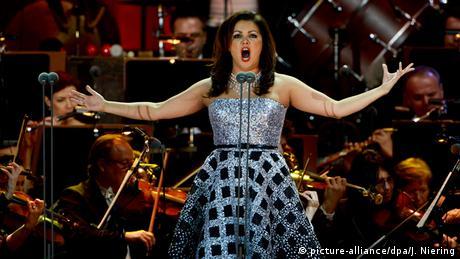 Anna Netrebko Oper Sängerin München Bayern