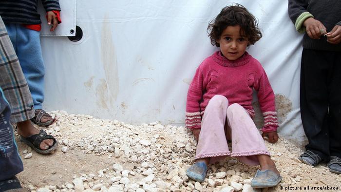 UNICEF Jahresbericht zur Lage von Kindern in Konfliktgebieten