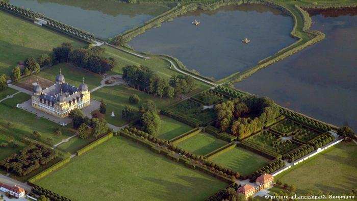 Зеехоф и дворцовый парк